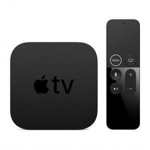 Apple TV device photo