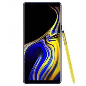 Galaxy Note 9 device photo