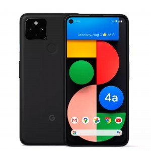 Google Pixel 4a 5G device photo