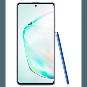 Galaxy Note 10 Lite device photo