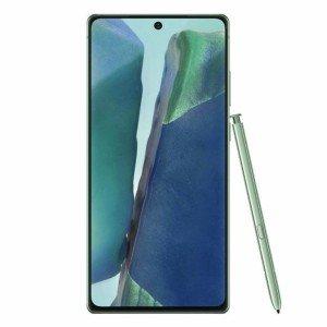 Galaxy Note 20 device photo