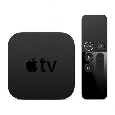 Apple TV device photo