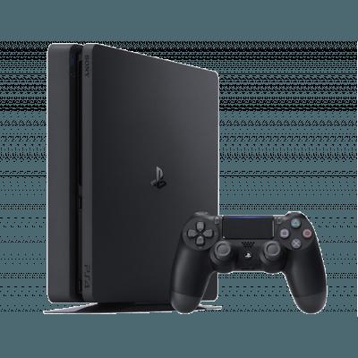 Playstation 4 Slim device photo