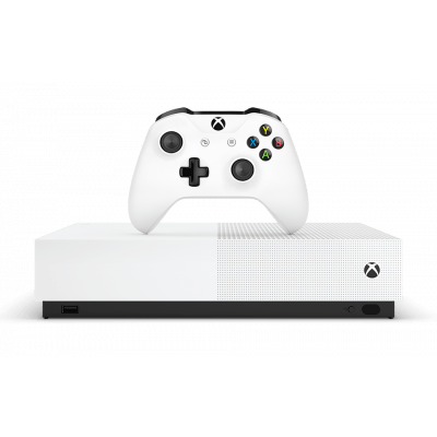 Xbox One S All-Digital Edition device photo