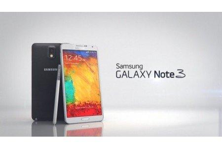 Presenting: Samsung Note III